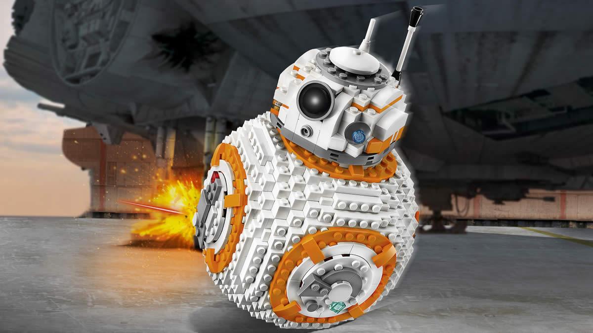 BB-8 Baubericht