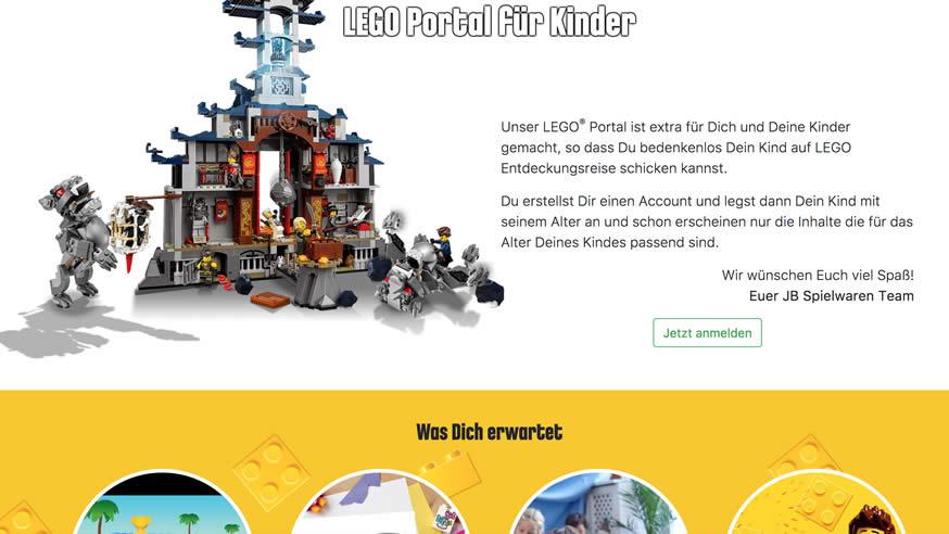 LEGO mit Deinen Kindern entdecken